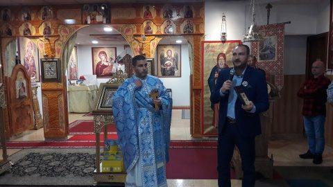"""Biografia """"teologică"""" a lui Valeriu Gafencu s-a lansat în Spania. Românii din Madrid l-au celebrat pe Sfântul Închisorilor"""