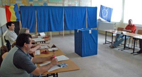 Prezență masivă la vot. Mai mult ca la europarlamentare