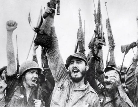 """""""Black Lives Matter"""" (BLM) glorifică regimul comunist din Cuba și pe dictatorul Fidel Castro"""