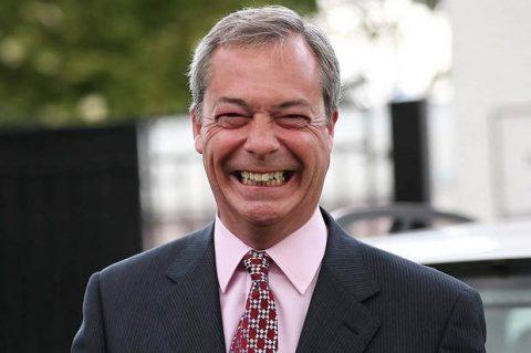 Nigel Farage anunta o petrecere cu artificii si spectacole in noaptea iesirii Marii Britanii din Uniunea Europeana