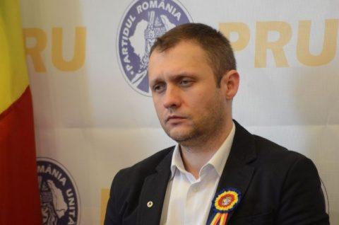 Partidul România Unită Cluj are prima reacție fermă în scandalul creat de Igor Dodon și Rusia, care au împărțit România între Ungaria și Moldova