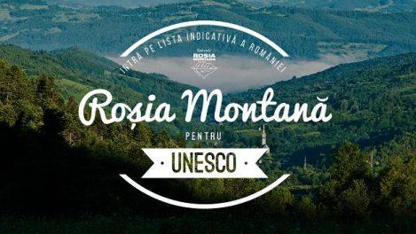 """Primarul din Roșia Montană, supărat pe UNESCO. """"Nu aduce beneficii nici pentru comunitate, nici pentru țară"""""""