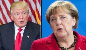 """De ce n-a vrut Donald Trump să dea mâna cu Angela Merkel. Casa Albă susţine că Germania datorează NATO sute de miliarde de euro. Berlinul consideră situaţia """"revoltătoare"""""""