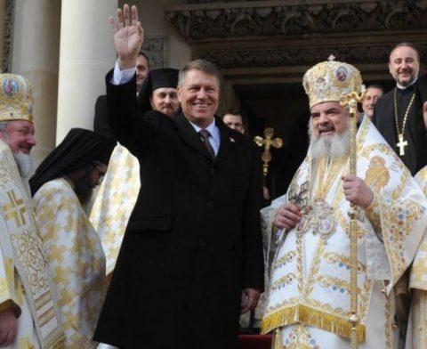Întâlnire între Iohannis și Patriarhul Daniel. Presiune împotriva referendumului pentru familia tradițională?