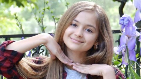 """Limba română a răsunat în finala """"Voice Kids"""" din Rusia. Spectatorii ruși au aplaudat fascinați"""