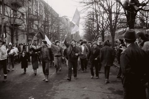 Consiliul Judeţean a omagiat eroii clujeni, la 30 de ani de la Revoluţie