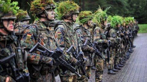 Germania își desființează unitățile militare de elită, deoarece colaborări cu extrema dreaptă
