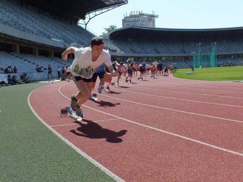 Victorii obținute de atleții clujeni la Campionatul Național de la Pitești