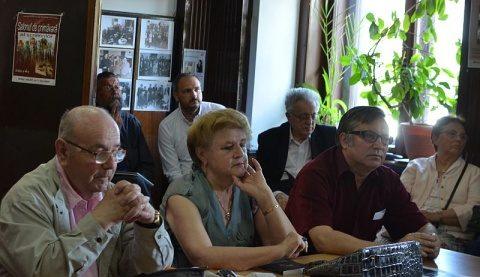Scriitorul în Cetate. Recital de poezie și conferință Eminescu – Maiorescu la Uniunea Scriitorilor din Cluj