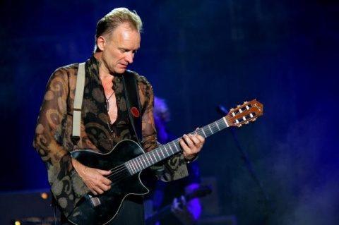 Sting a adunat 10.500 de oameni la Cluj-Napoca (Video)
