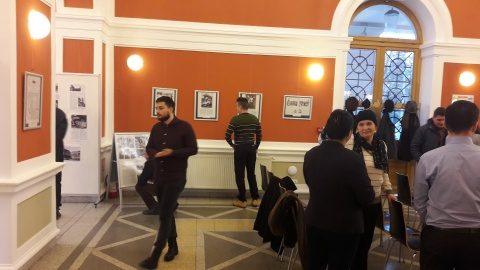 """Expoziție de documente """"Pagini de istorie româno-spaniolă"""" la Cluj-Napoca. Spaniolii fascinați de Marea Unire"""