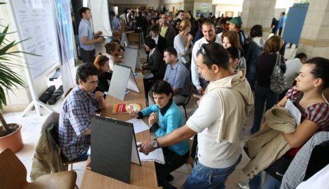 Şomerii de lux o duc cel mai bine la Cluj-Napoca