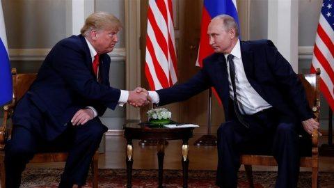 Întâlnirea Putin-Trump: sfârșitul dominației germane în Europa?