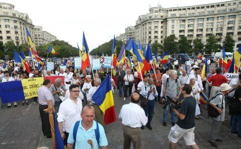 Bucureștiul campion la vot
