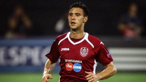 """CFR Cluj ar putea pierde un jucător de bază: """"Am primit oferta"""""""