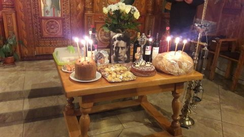 Valeriu Gafencu comemorat la Cluj-Napoca
