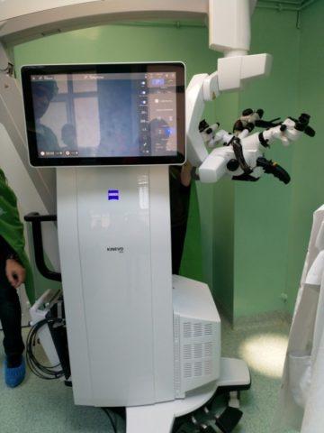 Noi echipamente de ultimă generație vor fi date în folosință la Spitalului Militar de Urgență