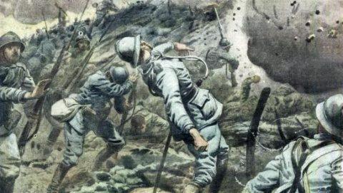 Bătălia de la Valea Uzului din octombrie 1916 a prefigurat victoriile româneşti de la Oituz, Mărăşti şi Mărăşeşti!