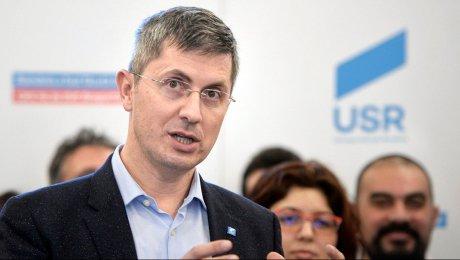 Dan Barna la Tg. Mureș: România ar trebui să depăşească acest clivaj etnic în care fiecare votează cu etnia lui.