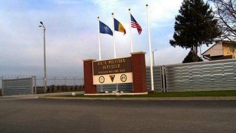 Magistratul șef al Armatei SUA, vizită în contextul suspiciunilor de la Caracal privind soldați de la Deveselu