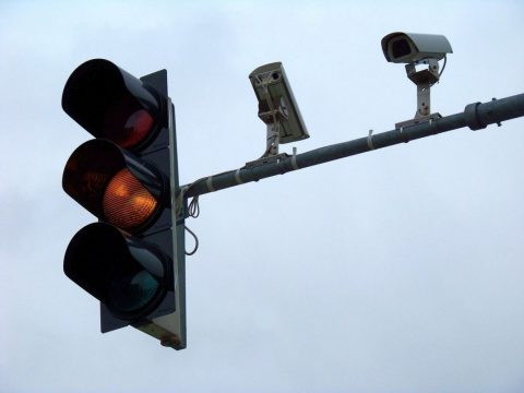 Punere în funcțiune semafoare noi la Cluj-Napoca