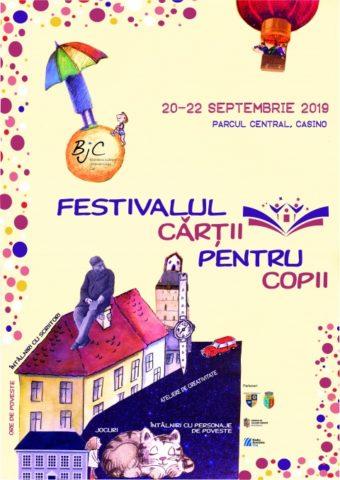 Festivalul Cărții pentru Copii la Cluj-Napoca, ediția I