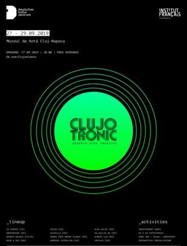 Festival de artă digitală și muzică electronică, la Cluj-Napoca