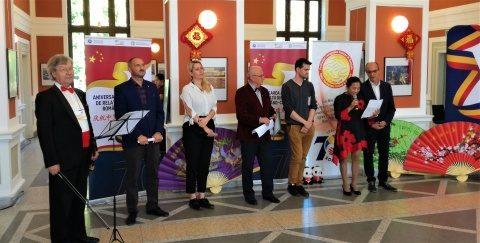 Lansarea Festivalului Fotografiei Chineze în România