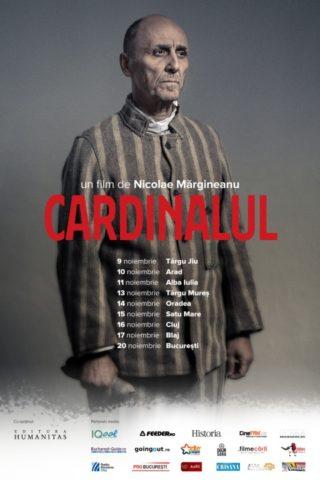 """Filmul """"Cardinalul"""" poate fi vizionat la Cluj-Napoca"""