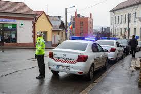 Șeful Poliției Câmpia Turzii este cercetat disciplinar dupa ce a fost prins beat