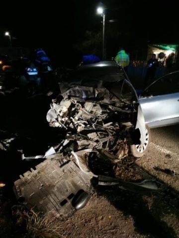 Grav accident de circulație în județul Cluj!