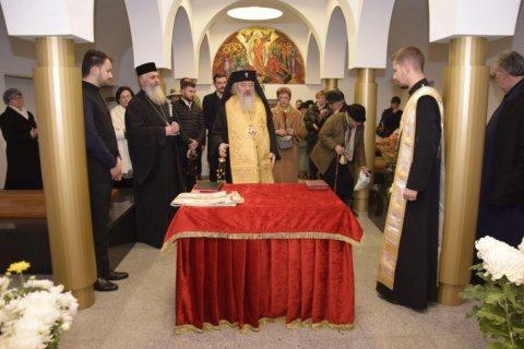 Arhiepiscopul clujean Teofil Herineanu a fost comemorat duminică