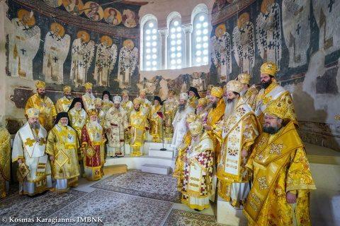 IPS Andrei a liturghisit în Grecia