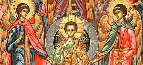 Sfinții Arhangheli Mihail și Gavriil. Azi e sărbătoare
