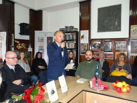 """Lansarea volumului la Cluj: """"Un an crescut la loc"""" (poeme) de Dan Breaz"""