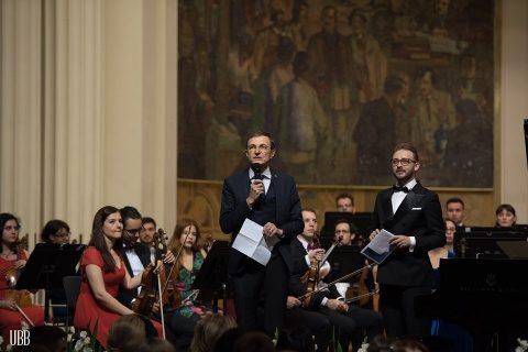 Gala Centenar UBB: concert aniversar