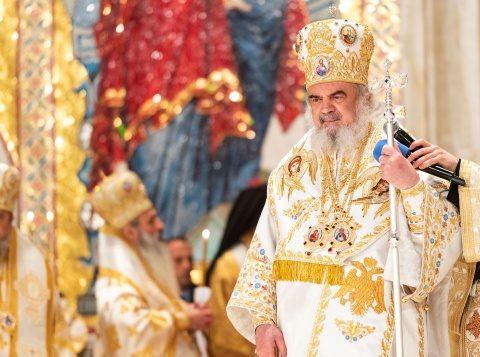 Patriarhul Daniel despre UBB la 100 de ani: O prestigioasă Universitate românească și europeană la ceas aniversar