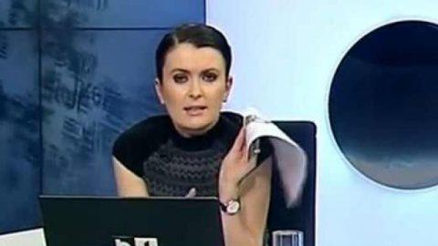 Jurnalista Sorina Matei merge neinvitată la dezbaterea lui Iohannis