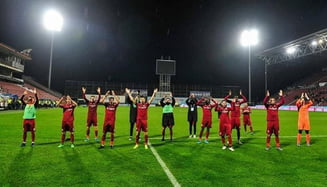 CFR Cluj a dat o noua lovitura financiara dupa ce a reusit sa se califice in primavara Europa League