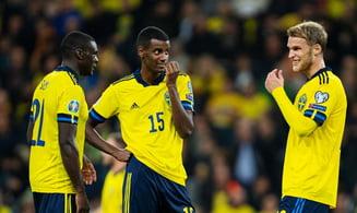 Un nou jucător suedez acuză România de rasism