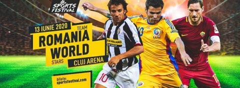Fotbalistul italian Alessandro Del Piero, la Cluj, la meciul de retragere a lui Adrian Mutu