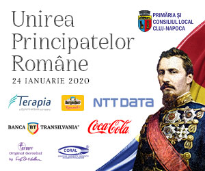 Vezi programul de Ziua Unirii Principatelor Române la Cluj-Napoca