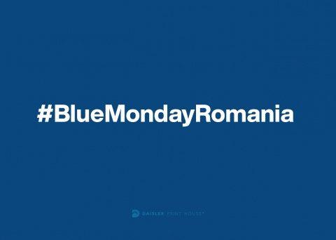 BlueMondayRomania – ediția a treia
