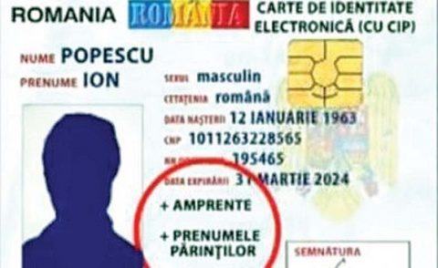 Asociația Pentru Libertatea Românilor și 13 ONG-uri solicită într-un memoriu trimis către M.A.I. păstrarea formatului actual de carte de identitate
