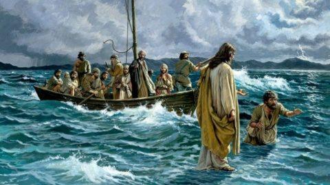 Poemul Zilei:  Mersul pe ape