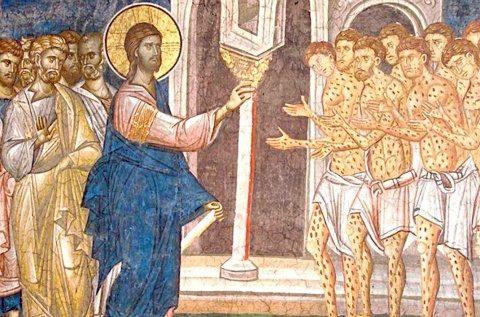 Evanghelia de duminică: Recunoștința – manifestare smerită a omului credincios
