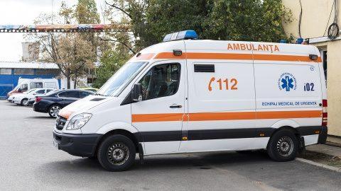 Ambulanță pentru pacienții infectati cu coronavirus, asamblată în Cluj-Napoca