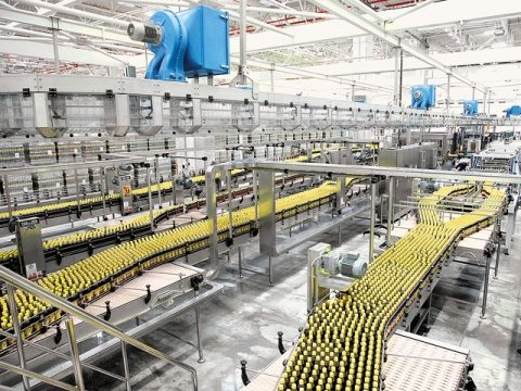 Producţia industrială a scăzut cu 14,9% ca serie brută, în primele şapte luni ale anului