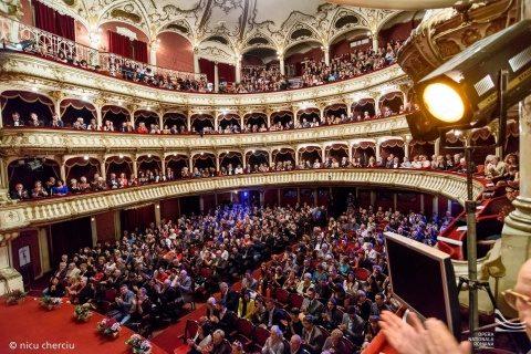 Opera Națională Română Cluj-Napoca, patru spectacole cu public din 15 mai
