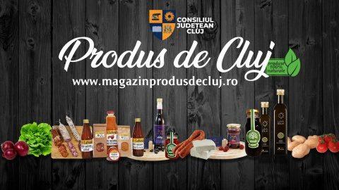 Succes al platformei online lansate de Consiliul Județean Cluj pentru comercializarea produselor locale, direct de la producător